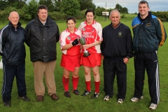 Shannon Rovers Camogie County League Champions