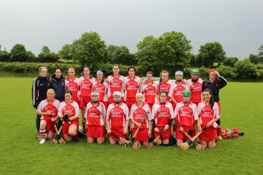 Shannon Rovers Camogie